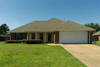 Flowood Single Family Home For Sale: 109 Evergreen Way