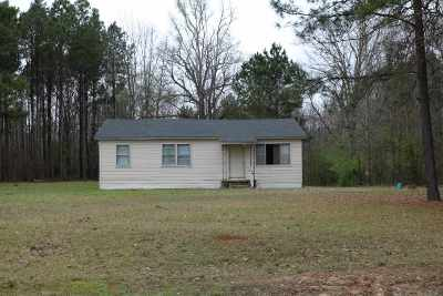 Attala County Residential Lots & Land Contingent/Pending: 34999 W Highway 14
