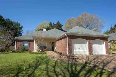 Madison Single Family Home Contingent: 520 Spring Hill Dr