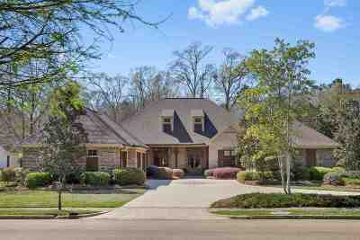 Ridgeland Single Family Home For Sale: 132 Oakhurst Trl