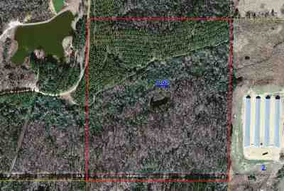 Mize Residential Lots & Land For Sale: Hwy 28 East