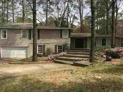 Jackson Single Family Home For Sale: 1830 Highland Ter