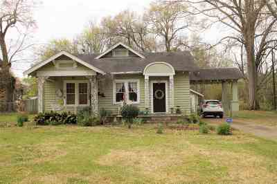 Canton Single Family Home For Sale: 512 E Academy Dr