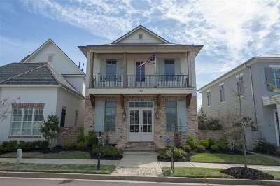 Ridgeland Single Family Home For Sale: 114 Commons Pl