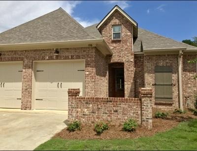 Ridgeland Single Family Home For Sale: 106 Bleu Dr