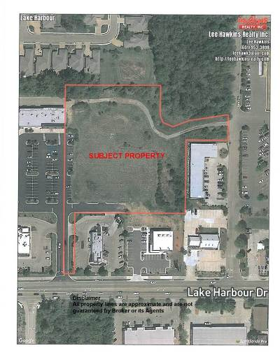 Ridgeland Residential Lots & Land For Sale: Lake Harbor Dr