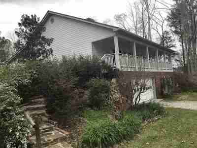 Leake County Single Family Home Contingent/Pending: 1497 North Jordan St