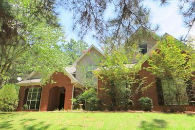 Canton Single Family Home Contingent/Pending: 227 Twelve Oaks Trace