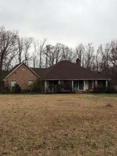 Byram Single Family Home For Sale: 1826 Jayroe Dr