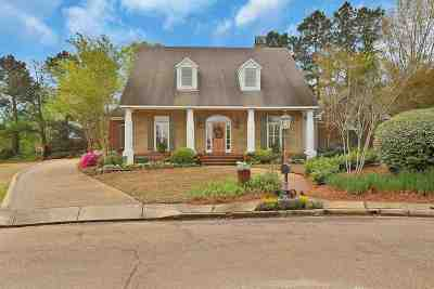 Ridgeland Single Family Home For Sale: 289 Surrey Crossing