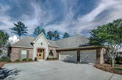 Madison County Single Family Home Contingent/Pending: 112 Grayhawk Dr