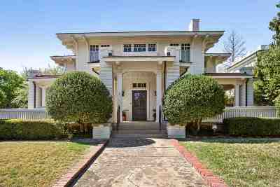 Jackson Single Family Home Contingent/Pending: 1505 N State St
