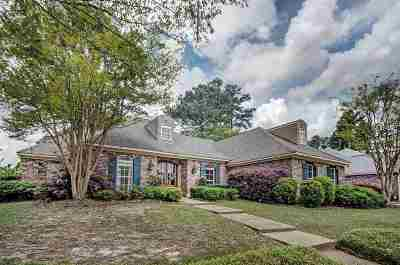 Ridgeland Single Family Home Contingent/Pending: 618 Wendover Dr