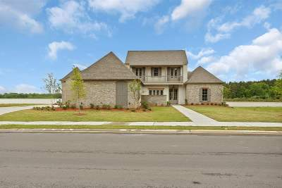 Madison Single Family Home For Sale: 154 Reunion Dr