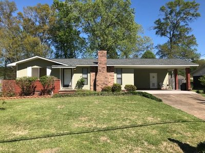 Pearl Single Family Home Contingent: 454 Marilyn Dr