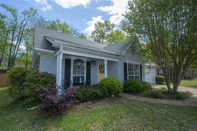 Flowood Single Family Home Contingent: 3033 Windwood Cir