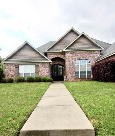 Canton Single Family Home For Sale: 137 Jorn Cir