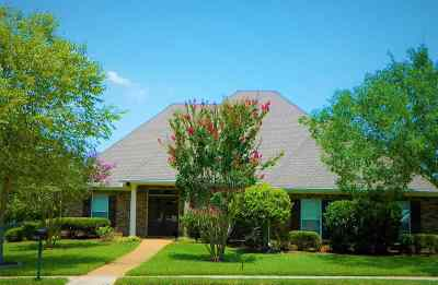 Brandon Single Family Home For Sale: 318 Cornerstone Dr