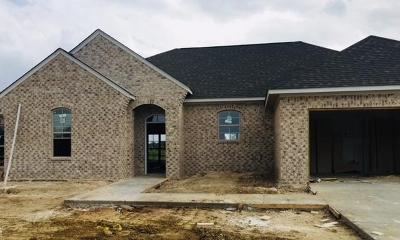 Canton Single Family Home Contingent/Pending: 142 Western Ridge Cr