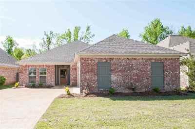 Clinton Single Family Home For Sale: 207 Seminole Ct