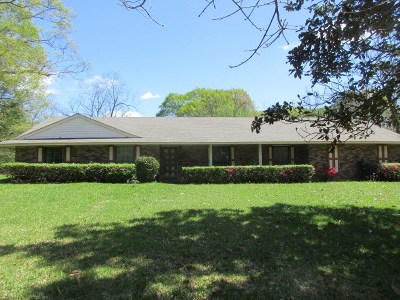 Jackson Single Family Home Contingent/Pending: 4222 Henderson Rd