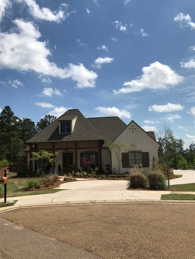 Madison County Single Family Home Contingent/Pending: 202 Cedar Woods Cir