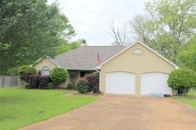 Byram Single Family Home Contingent: 40 Water Oak Cv