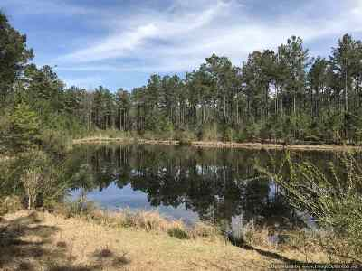Lincoln County Residential Lots & Land For Sale: 3121a Bahalia Rd