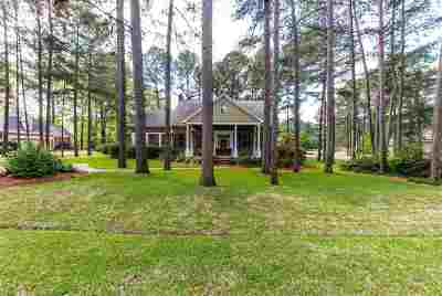 Flowood Single Family Home Contingent: 800 Woodland Pine