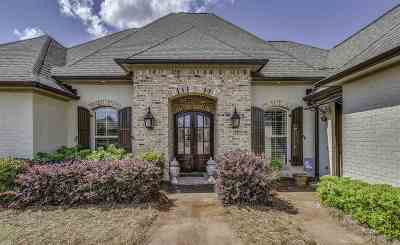 Flowood Single Family Home For Sale: 305 Emerald Cv