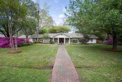 Jackson Single Family Home For Sale: 2016 Douglass Dr