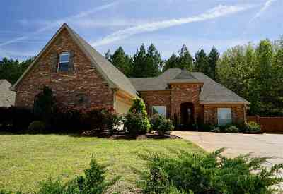 Brandon Single Family Home For Sale: 448 Edgewood Crossing