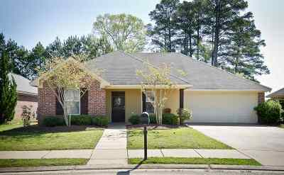 Brandon Single Family Home For Sale: 160 Blackstone Cir