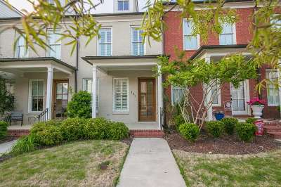 Madison County Townhouse Contingent/Pending: 181 Harper St