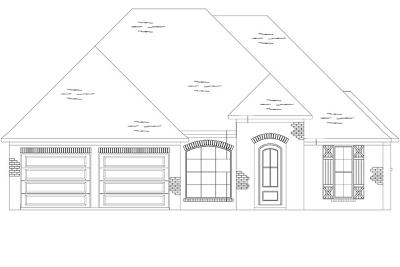 Ridgeland Single Family Home For Sale: 25 Enclave Cir