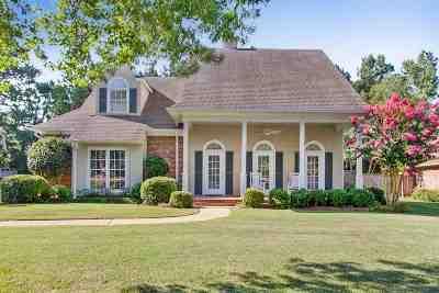 Ridgeland Single Family Home For Sale: 341 Indian Gate Cir