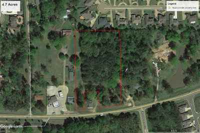 Brandon Residential Lots & Land For Sale: Government St