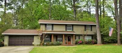 Jackson Single Family Home For Sale: 1850 Highland Ter