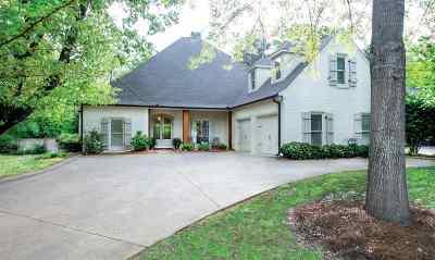 Ridgeland Single Family Home Contingent: 214 Bellewood Ct