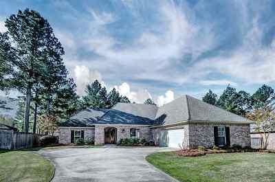 Canton Single Family Home For Sale: 103 Cedar Green Cv