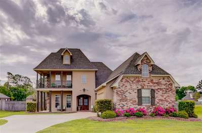 Clinton Single Family Home Contingent/Pending: 109 Copper Creek Dr