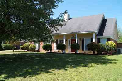 Flowood Single Family Home Contingent: 687 Olympic Dr