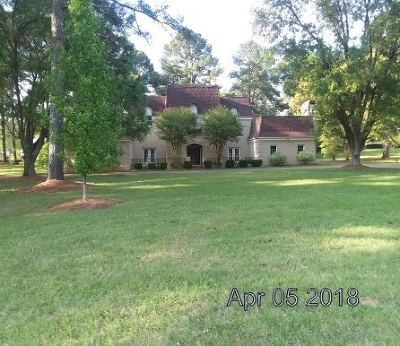 Jackson Single Family Home For Sale: 818 Beasley Rd