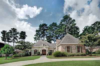 Madison Single Family Home For Sale: 601 Silverstone Dr