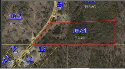 Mendenhall Residential Lots & Land For Sale: Hayes Gray Rd