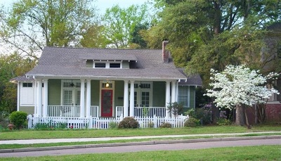 Jackson Single Family Home For Sale: 761 Gillespie St