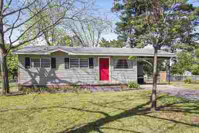 Pearl Single Family Home For Sale: 4114 Nancy St