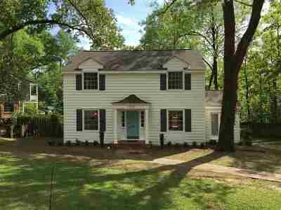 Jackson Single Family Home For Sale: 1925 Laurel St