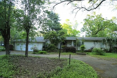 Hinds County Single Family Home Contingent/Pending: 1806 Ridgeover Pl