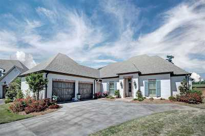 Flowood Single Family Home For Sale: 408 Scarlet Cv